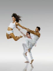 Parsons Dance swings into the Flynn Center on Dec. 14.