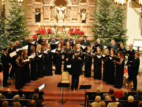 The Phoenix Chorale's annual Christmas concert this