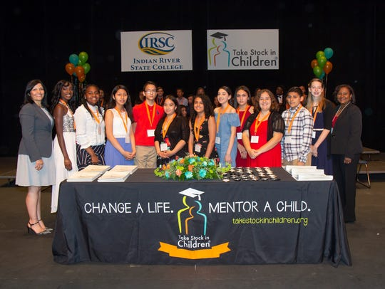 2018 Indian River County Take Stock in Children Scholarship