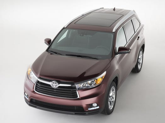 Consumer Reports Hails Toyota Highlander As Top Suv