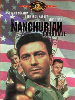"""""""The Manchurian Candidate"""""""