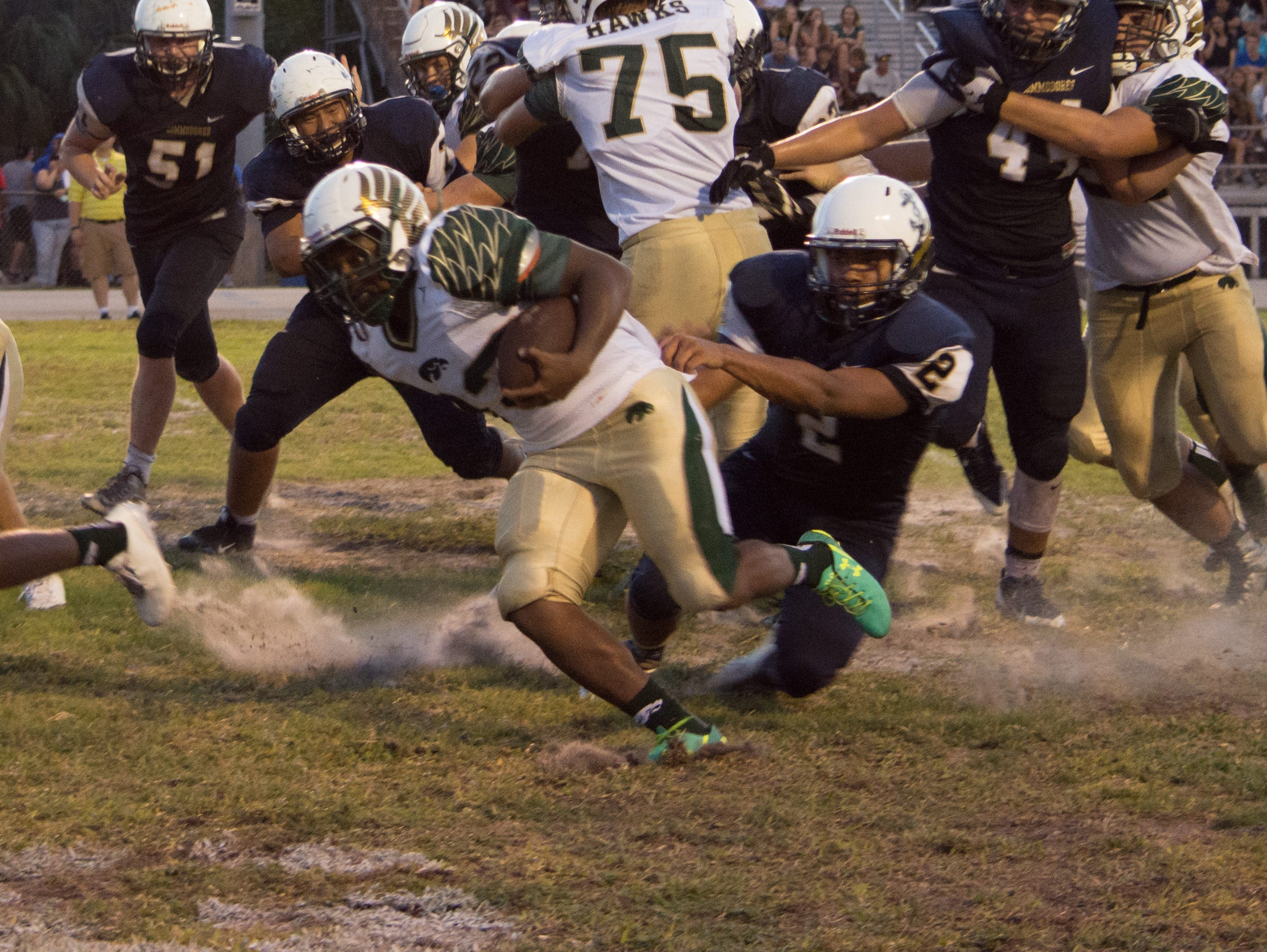 Viera High hosted Kathleen High on Friday night.