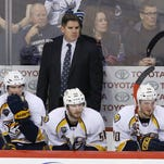 Predators 'headed in right direction' as offseason starts