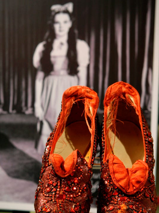 AP RUBY SLIPPERS A ENT USA NY