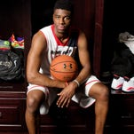 Emmanuel Mudiay finished a season in China and is a top prospect for the NBA draft.