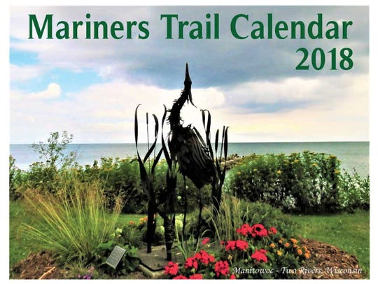 Cover photo for the 2018 Mariners Trail calendar by