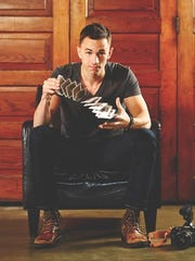 Nationally touring magician and illusionist Justin Flom returns to Southern Door Community Auditorium for a March 23 show.