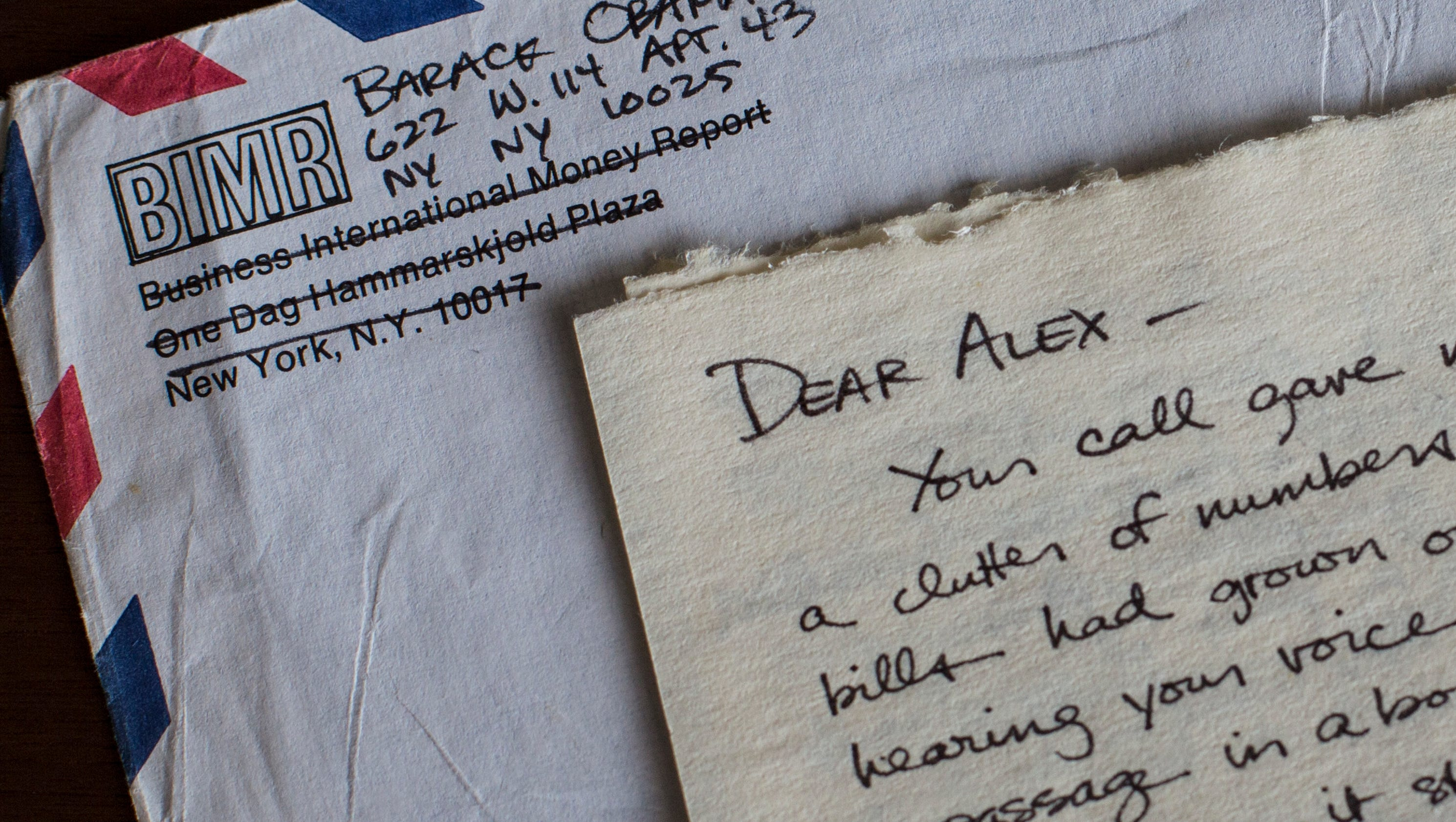 Barack obamas love letters to his college girlfriend alexandra mcnear ccuart Images
