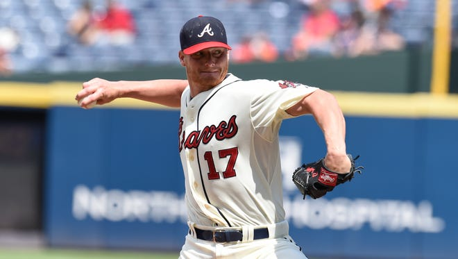 Shelby Miller entered with a 15-game winless streak.