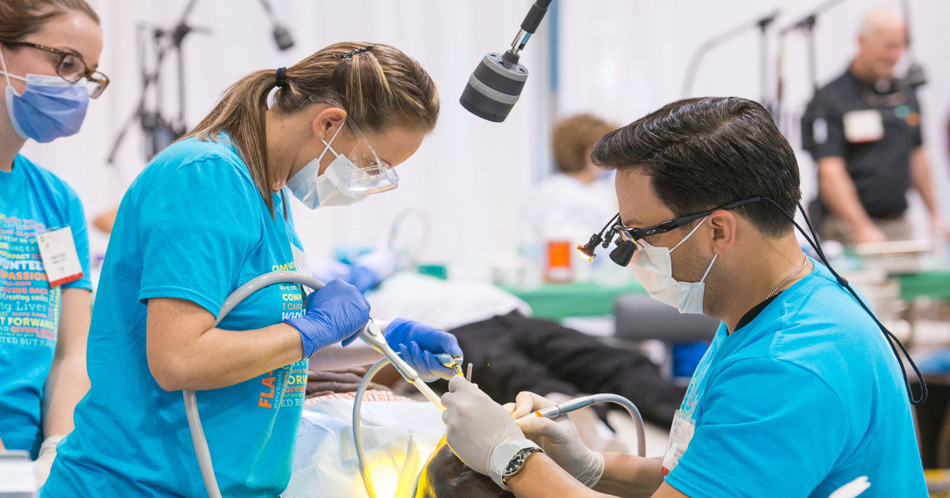 Mission Of Mercy To Bring Free Dental Care To 2000 At Lee Civic Center