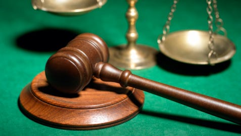 Former Curtiss clerk pleads no contest in Clark County Circuit Court.