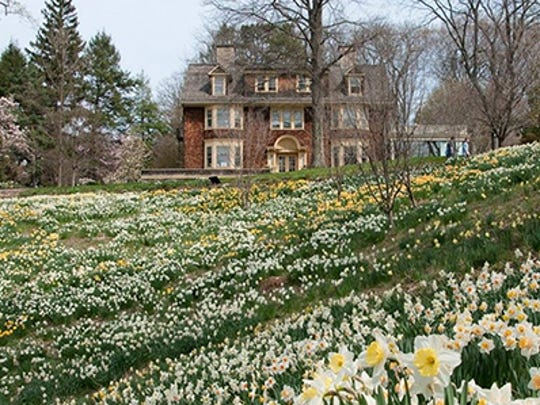 The Reeves-Reed Arboretum in Summit is among 25 historic