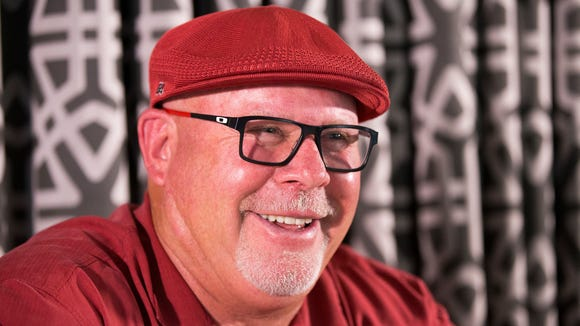Arizona Cardinals head coach Bruce Arians