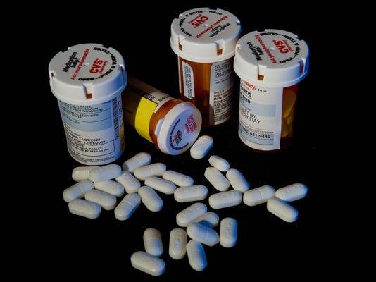 A generic photo of prescription drugs ta