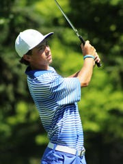 Catholic Central's James Piot is one of the state's