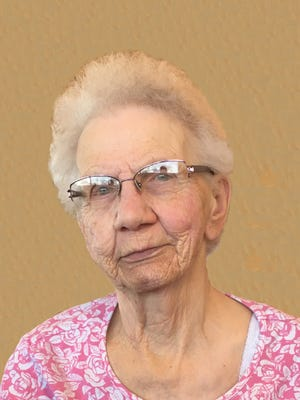 Doris Hall, 87