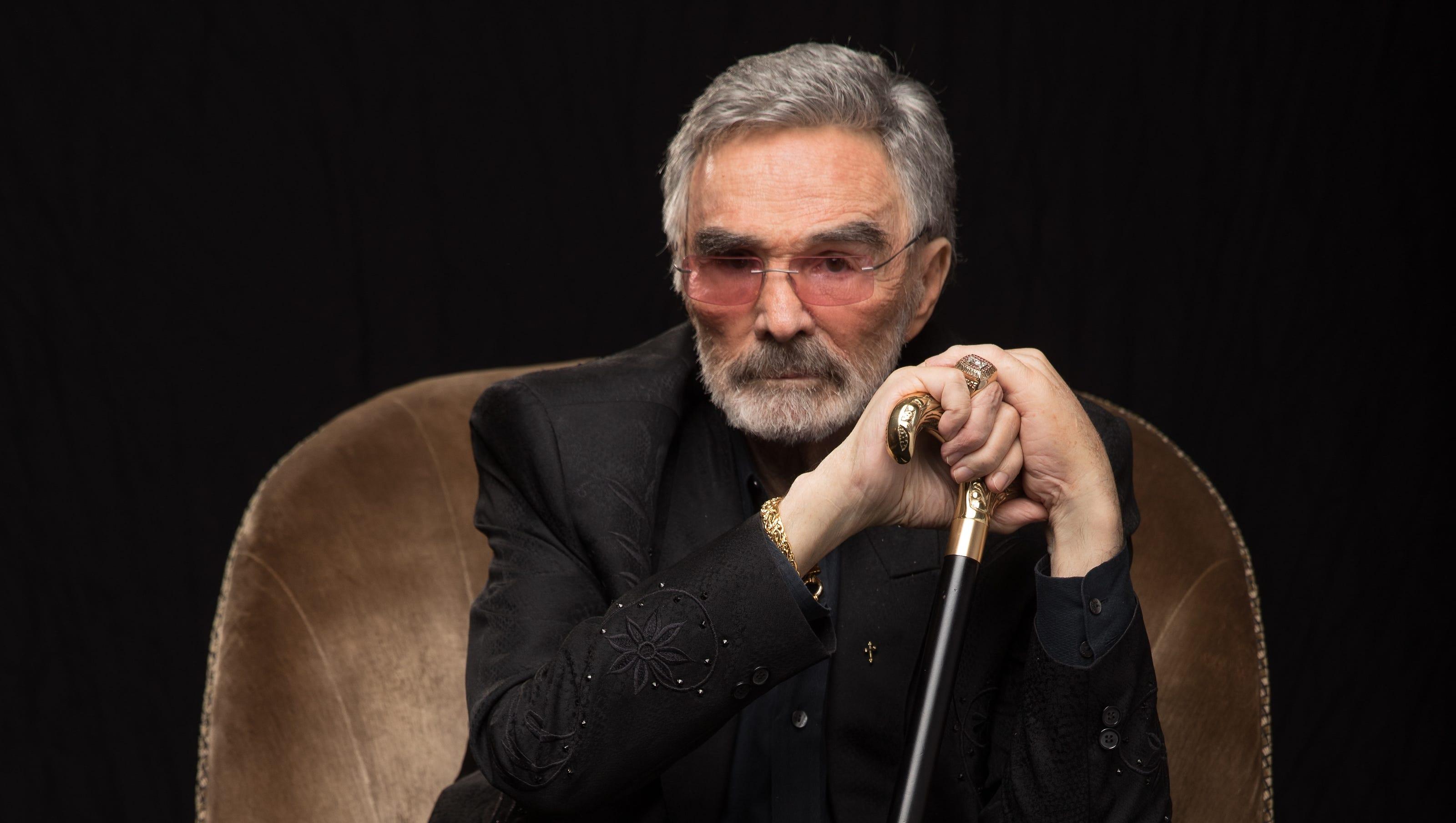 Burt Reynolds: Facebook mistakenly
