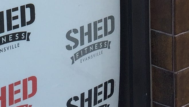 Future location of Shed Fitness at 203 Main St.