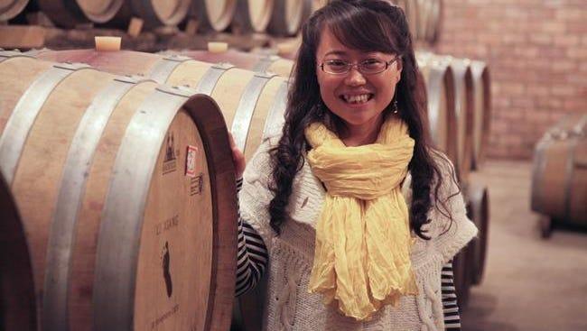 "Jia Bei Lan (""Little Feet"") won the prestigious Decanter World Wine award."