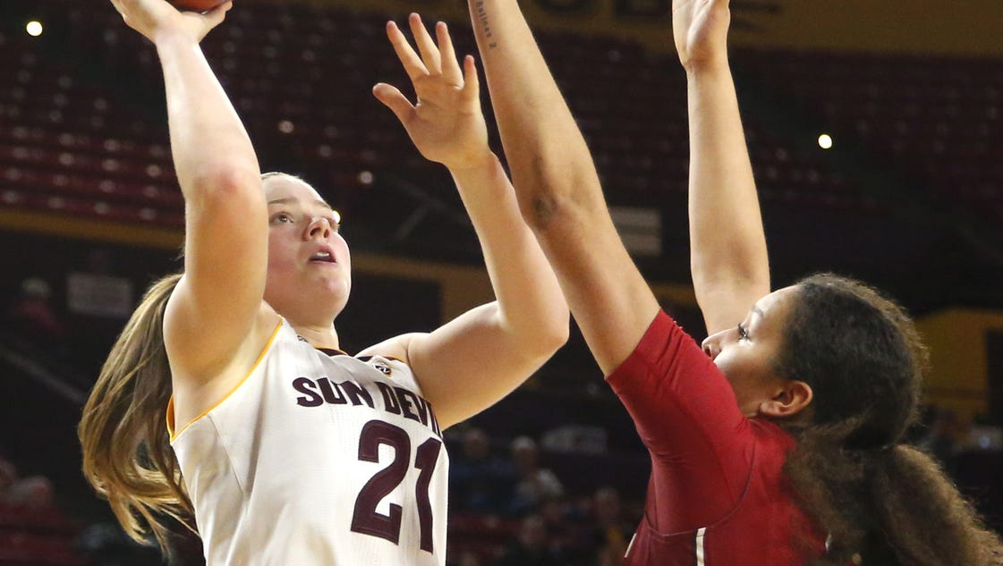 Sophie Brunner Brought Asu Women Back To Greatness