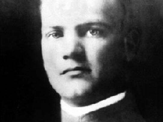 1st Lt. John J. Goodfellow Jr. of San Angelo died in