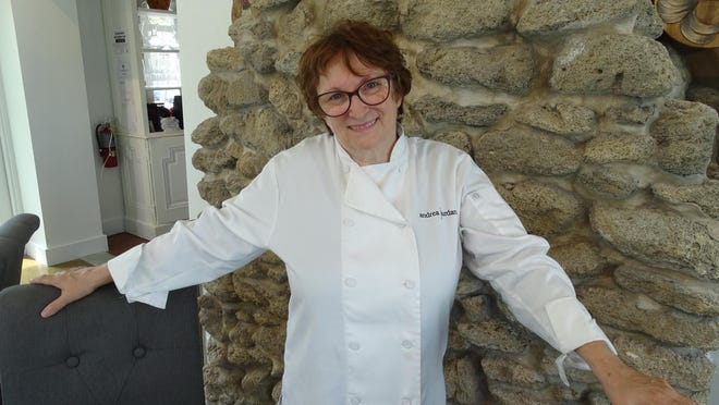 Andrea Jourdan's new Boynton Beach restaurant, Chez Andrea Gourmet Provence, opened Friday and will ring in its grand opening Wednesday.