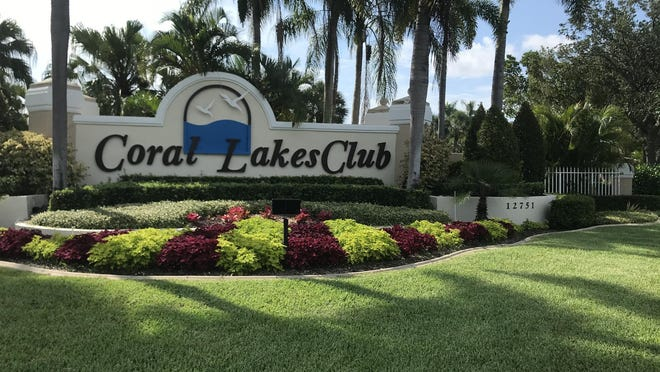 Coral Lakes, a west of Boynton Beach 55+ development, recently had Helix Urgent Care come to the community to test its residents for Covid-19 and antibodies.