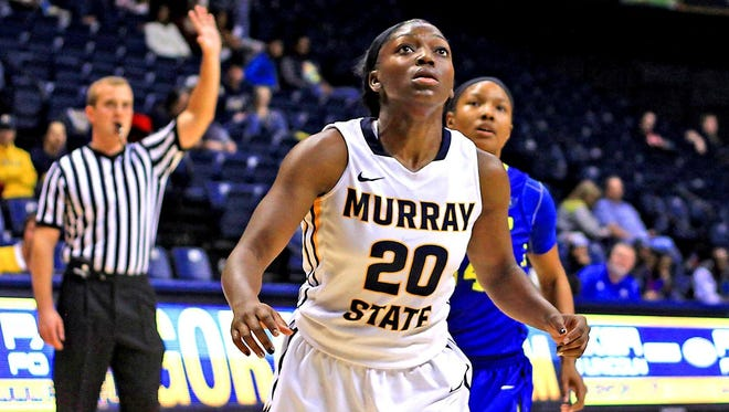South Side grad Ke'Shunan James is averaging 20.8 points per game for Murray State.