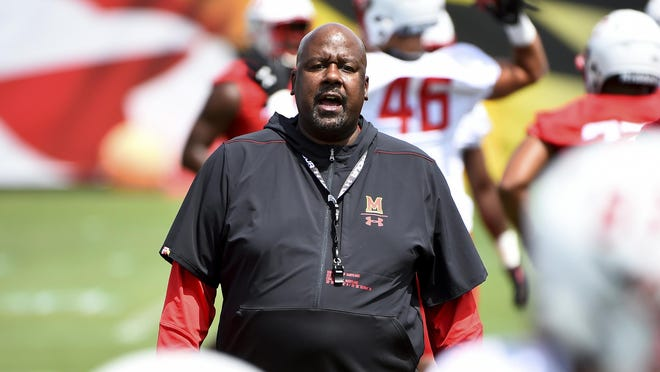 New Maryland head coach Mike Locksley is bringing an up-tempo offense to the school, one he fine-tuned during his time at Alabama.