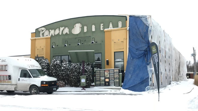Panera Bread in St. Cloud is undergoing a remodel of its bakery-cafe. It is expected to reopen next week.