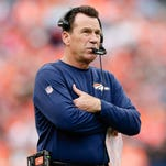 Gary Kubiak returns with confidence after week away from Broncos