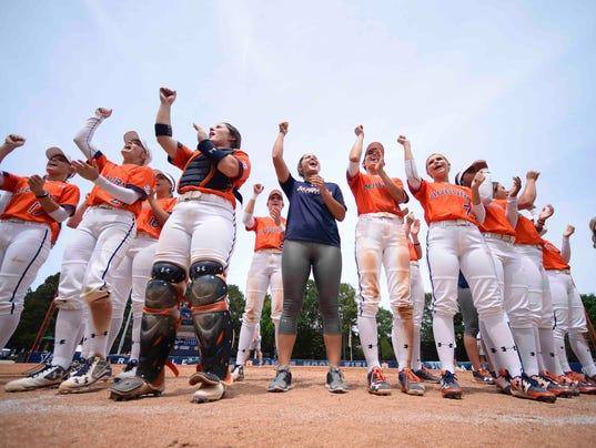 Auburn NCAA Softball Regional