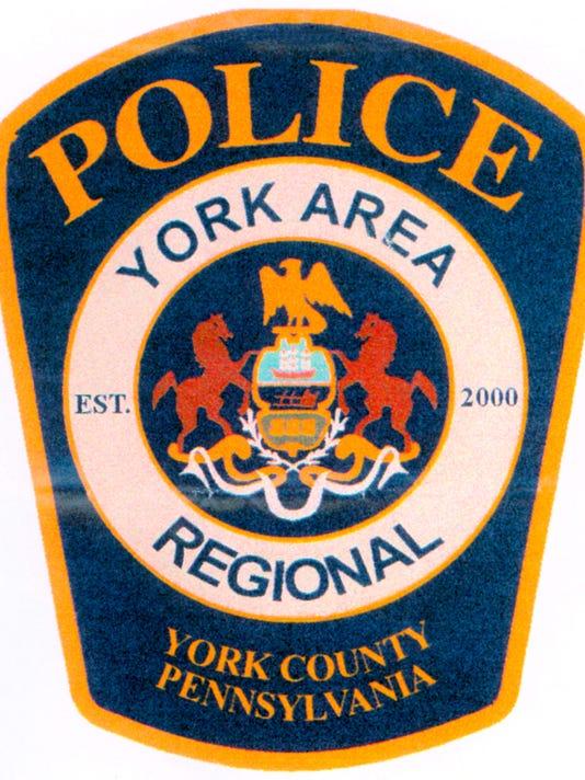 York Area Regional Police Department.