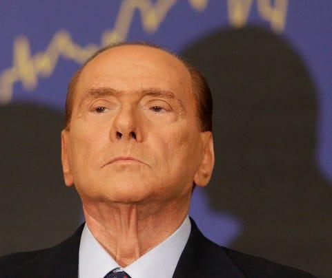 Former Italian Premier Berlusconi on trial in Milan