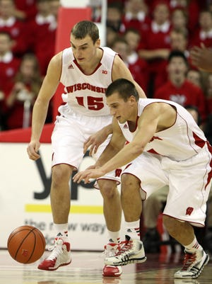 The Wisconsin Badgers take on the St. Louis Billikens on Tuesday.