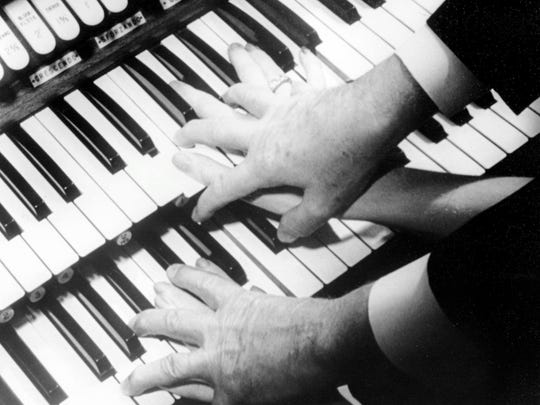 """The organ plays a haunting note in """"Carnival of Souls"""""""