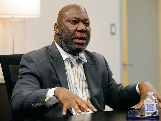 TEA Commissioner Michael Williams