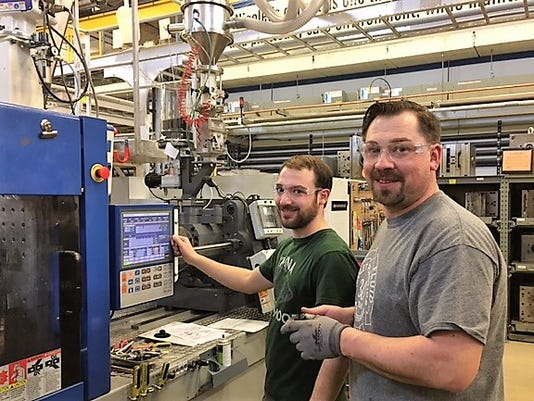 Nicolet Plastics of Mountain receives statewide recognition