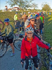 Bike Route Opening