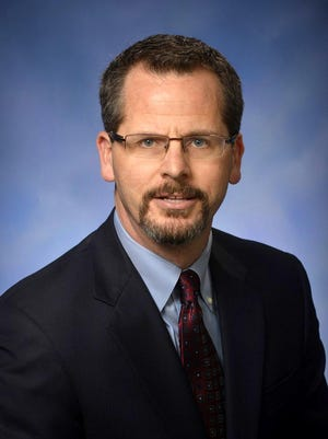Michigan Rep. Todd Courser, R-Lapeer.