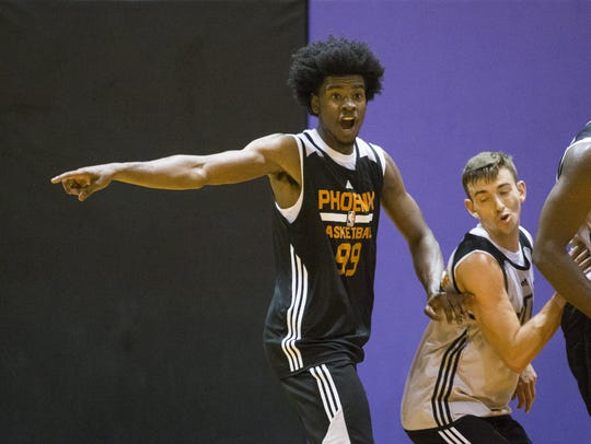 Could the Suns trade Josh Jackson, the No. 4 overall