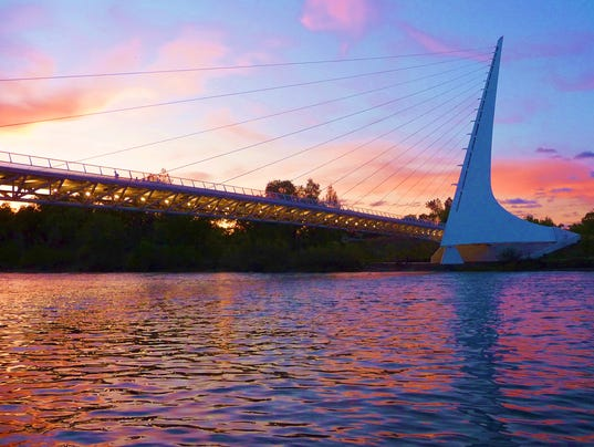 #stockphoto - Sundial Bridge
