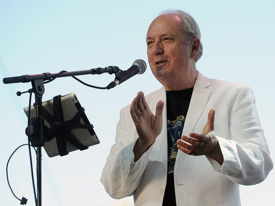 Michael Nesmith of the Monkees, seen performing at the 2014 Stagecoach Music Festival on April 27 in Indio, California, is among the guests at Chiller Theatre in Parsippany.
