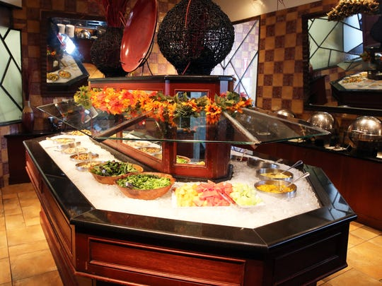 Rio Rodizio, a 10-year old restaurant in Union that offers a range of Brazilian specialties is photographed on Friday July 22, 2016
