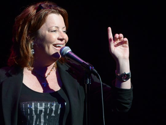 "Comedian Kathleen Madigan brings her ""Bothering Jesus"" tour to The Grand in Wilmington this weekend."