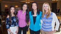 Shoda Taylor, Diane Shoda, Christine Kang, Kimberly
