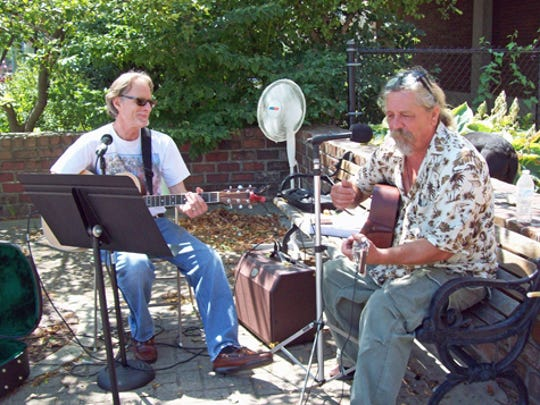 Live music will be provided at Chalk it Up throughout the day by Dick Thiel and Steve Yankowski.