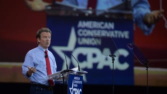 Rand Paul at CPAC