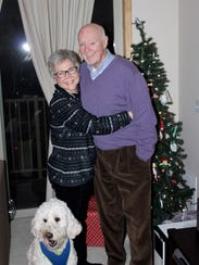Judy and Daniel Whitlock were visiting family in Sonoma,