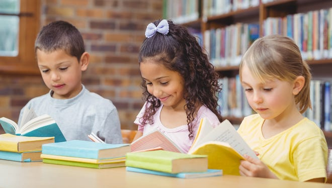 All children, especially those in grades 1-3, are welcome to Buddy Reading. Girl Scout Troop 20279 hopes to use the event to earn Silver Awards.